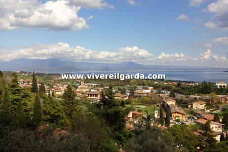 Villa singola vista lago Padenghe sul Garda