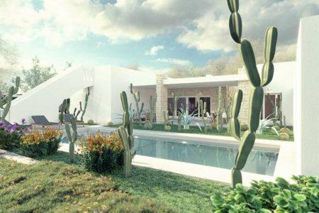 Villa nuova costruzione a Ostuni