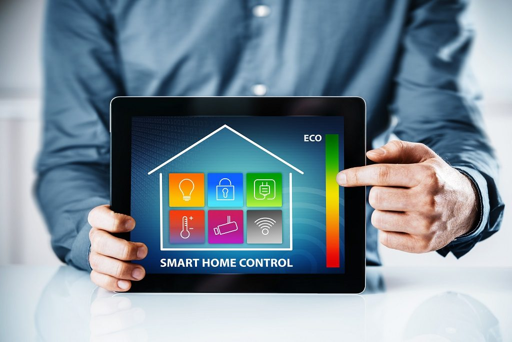 internet delle cose smart homes iot